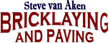 Steve Van Aken Bricklaying & Paving